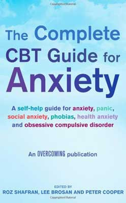 complete CBT guide for anxiety using mindfulness
