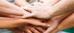 mindfulness foundation intention hands group