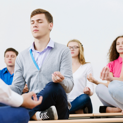 mindfulness courses meditation therapy and training exercise health