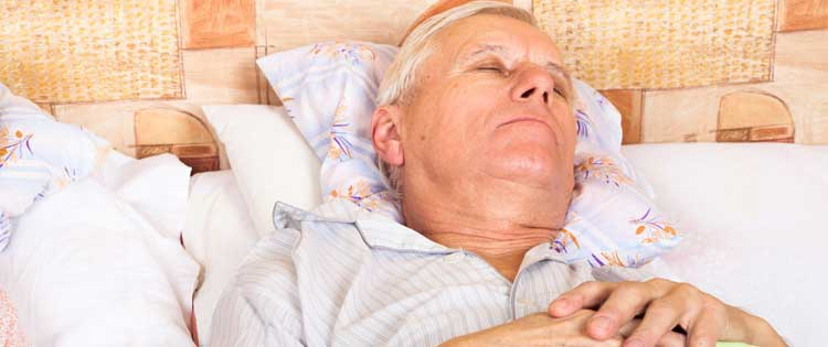 mindfulness clinic dublin helping sleep for older people man sleeping
