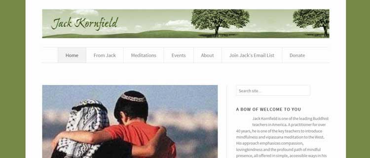 jack kornfield mindfulness