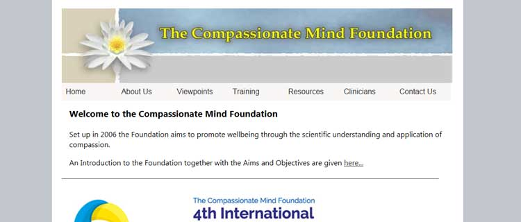 paul gilbert mindfulness teacher cognitive behaviourial therapy mindfulness clinic Dublin mindfulness online resources