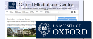 oxford university mindfulness