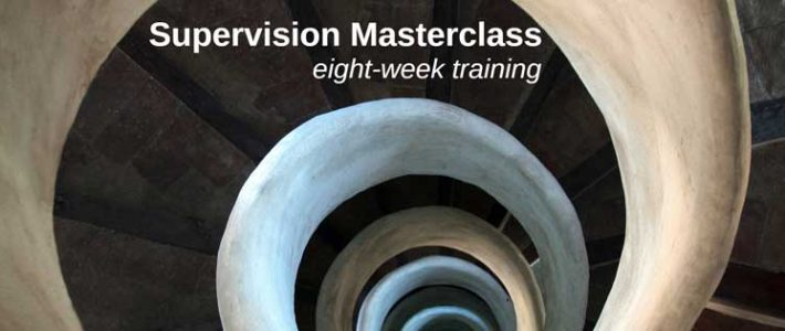 mindfulness supervision masterclass course